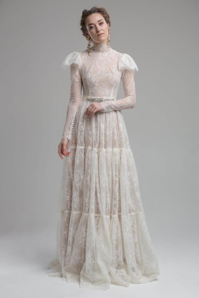 Brautmoden Trends 2019 Impressionen Angesagter Messen Blog