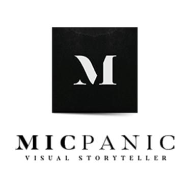 Logo MIC PANIC Fotografie